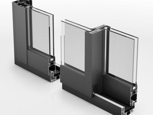 Perfiles de aluminio o PVC 03