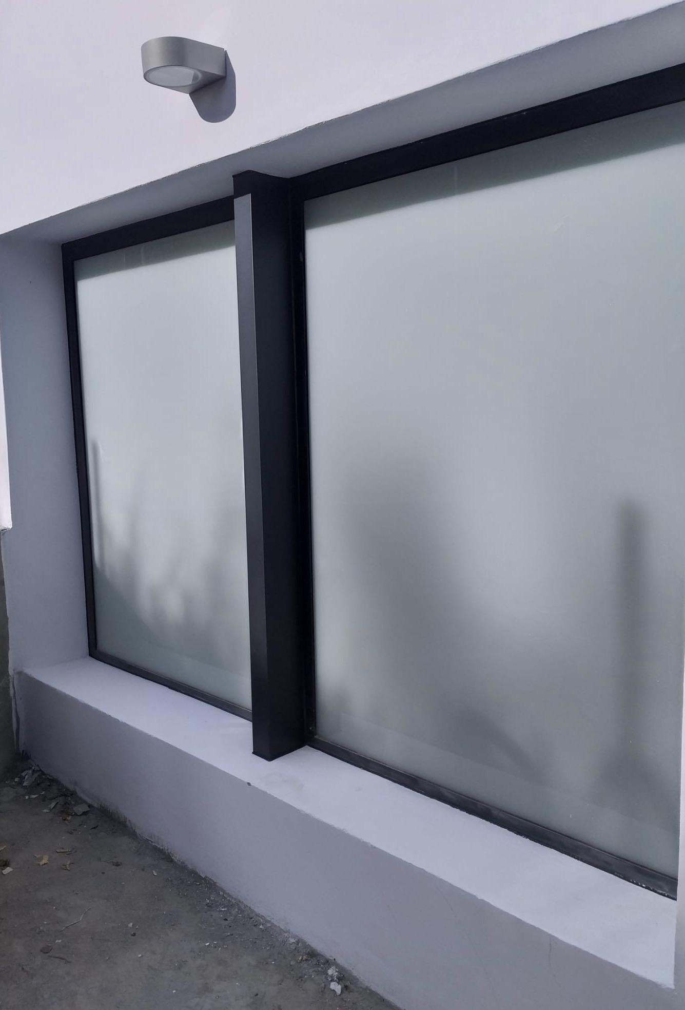 Ventana aluminio RPT Hoja oculta canal 16